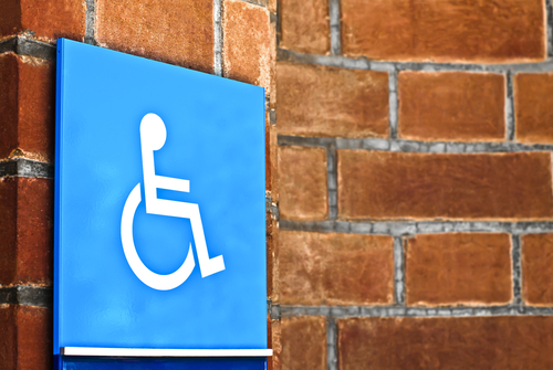 disabled_sign_on_wall